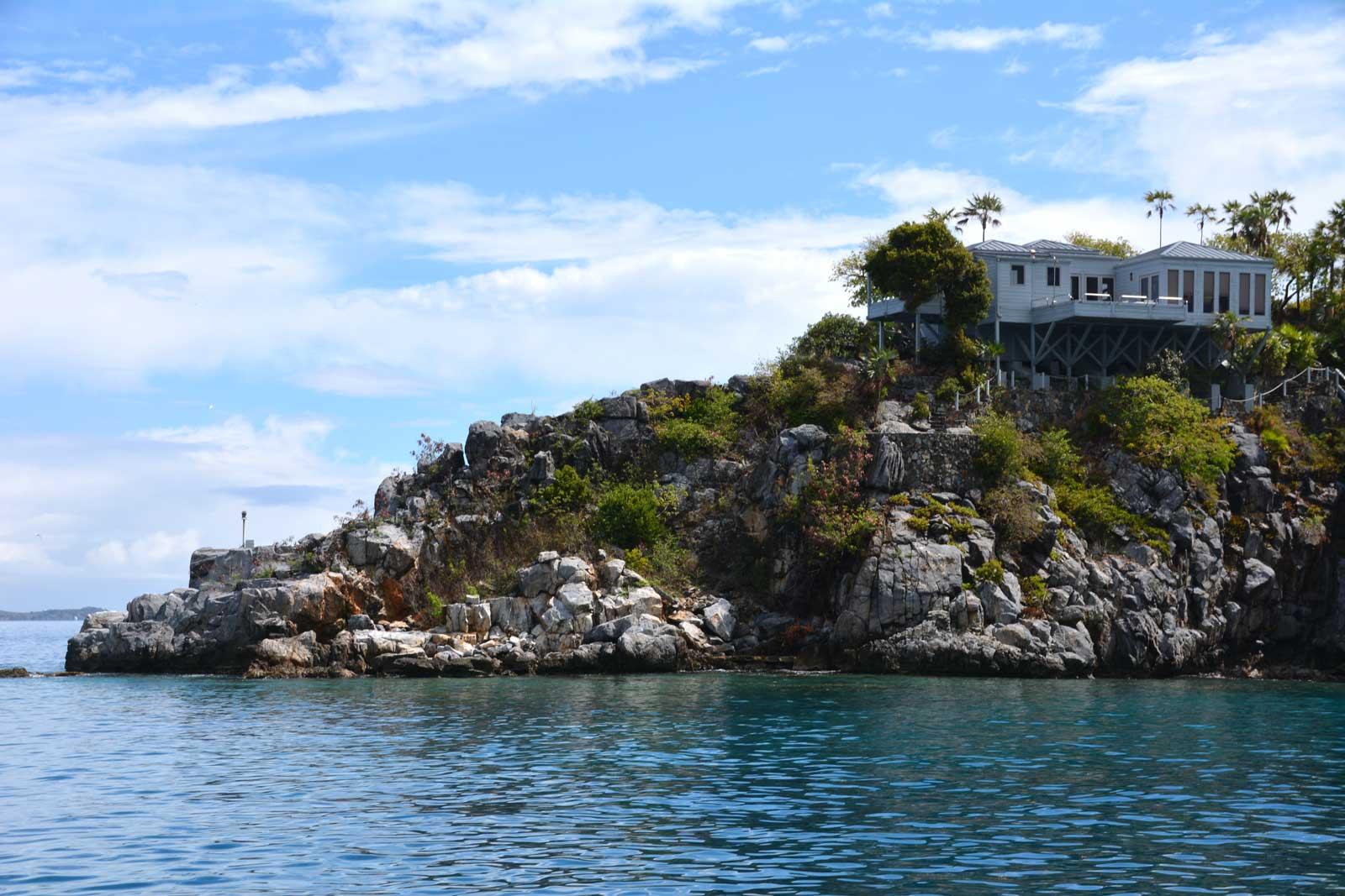 segeln Virgin Island