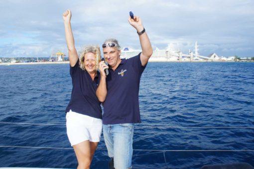 Barbados arrival